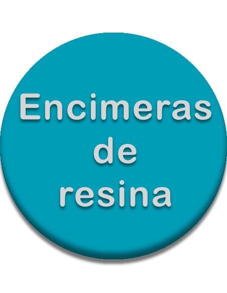 ENCIMERAS DE RESINA