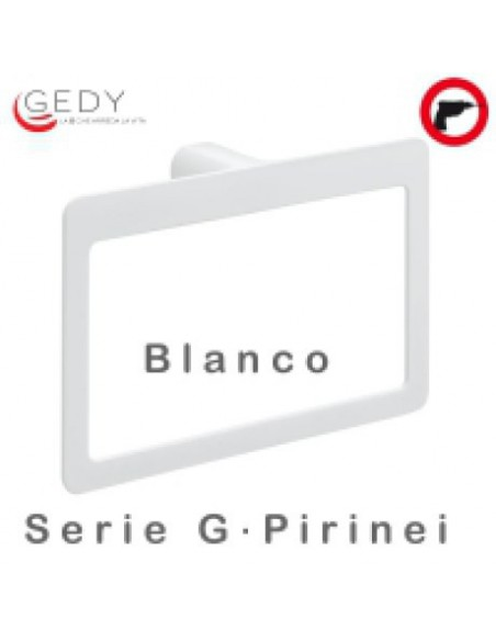 Serie G·Pirinei de Gedy en blanco