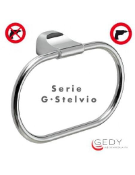 Serie G·Stelvio Cromo