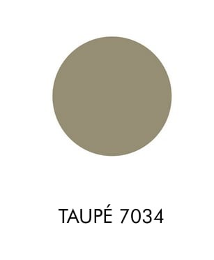 Taupe ( Ral 7034 )